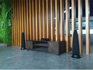 英国 Meridian 英国之宝 AC200 数码前级 + M6 DSP 主动喇叭系统