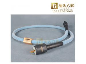 台湾BOMA/宝韵 P-206 电源线 功放CD机发烧电源线1米5全新行货
