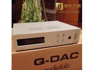 英国Audiolab傲立 Q-DAC解码无损音源HiFi播放器数位前级耳放全新行货正品保修
