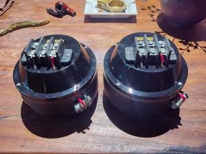 西电复刻励磁WE-594中音