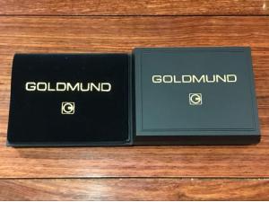 瑞士 GOLDMUND/高文 新款Y插转香蕉头 一套4个 未使用