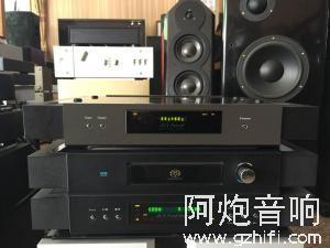 英国dcs转盘+升频器