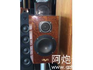 比利时Venture威卓CR-1书架音箱