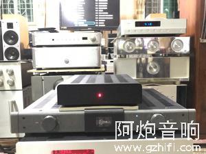 美国KRELL  KBX顶级电子分音器,(JBL 9500专用分音器,也可配二路大号角音箱)