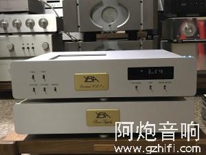 法国YBA  CD1A(签名版)分体电源CD机