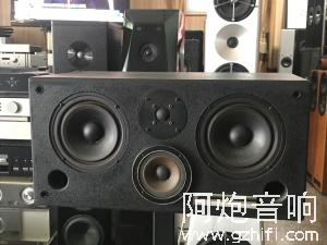 美国西湖BBSM-6专业录音棚监听音箱