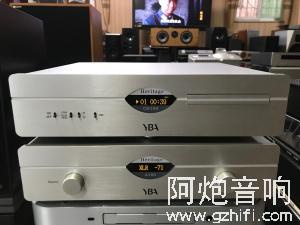 法国YBA  CD100+A100功放+CD机
