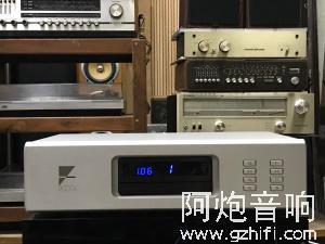 美国艺雅CX-7合并CD机