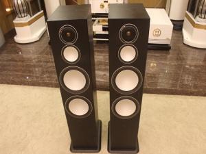 英国 猛牌 Monitor Audio Silver银 10 音箱(黑胶木)