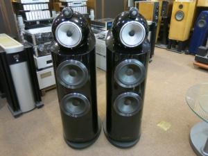 英国 B&W 802 D3 音箱