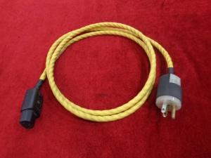 法国 卡恩 XO CABLE 电源线 2米