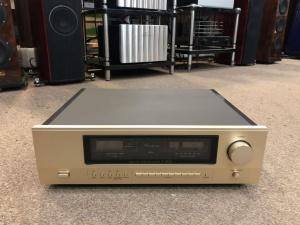 日本 Accuphase 金嗓子 T-1200 FM/AM 收音头