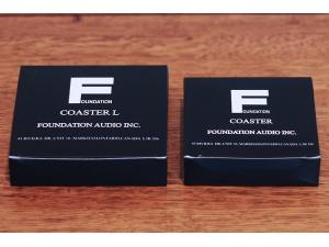 加拿大 Foundation 范天臣 Coaster/Coaster L 小号/大号 音响脚钉垫片 钉垫 脚垫