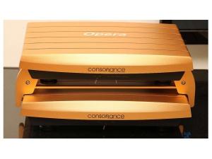 欧博 Opera RDS1+RDB1 数字界面转盘+解码器