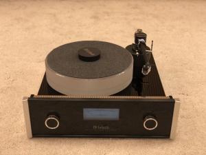 美国 麦景图 MT-10 LP黑胶唱机