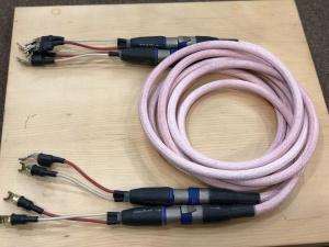 比利时 Venture 威卓 Ruby红宝石 喇叭线 3米