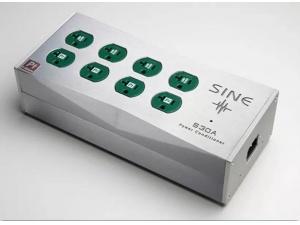 SINE 正弦 S-30A Pt Edition 银色 电源排插