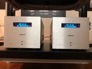德国 AudioNET AMP G2 HD 25周年纪念版 2021款 单声道后级