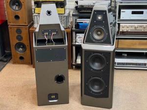 美国 Wilson Audio 威信 Sasha W/P Series 1 莎莎1代 钛坦色 音箱