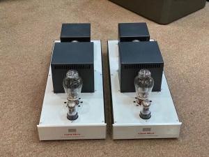 英国 Audio Note Quest Silver 300B 银版 单声道后级