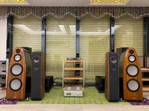 瑞典 马田 Coltrane 2 柯川 2 音箱