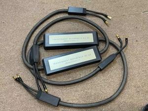美国 天仙配 至尊XL SS 喇叭线 2.5米
