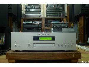 柯普兰 Copland 823 CDA 823瑞典科普兰 旗舰级  带平衡输出CD机