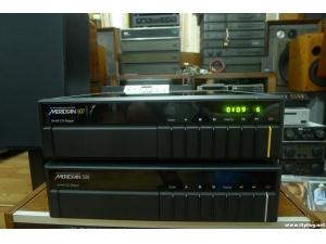 英国之宝 Meridian 507 24bit  播放器
