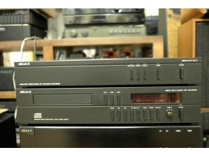 雅俊ARCAM DELTA 170.3 CDM1MK2 旗舰转盘+ ARCAM BOX5 解码