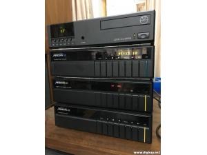 500/563英国之宝 MERIDIAN 500+563 转盘解码 平衡版