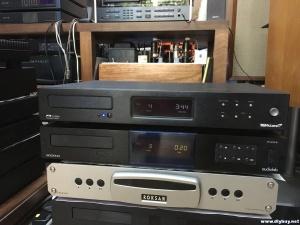 英国傲立8000 CD audiolab 8000CD 老款(靓音首选)  机子无修磨、成色看图片、老款8000CD、英国原产、配普通飞利浦遥控、读碟好