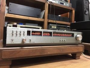 挪威天宝 tandberg 3011 顶级纯(FM)收音头
