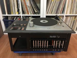 德国 EMT 950 电台顶级黑胶机