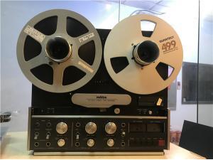 德国/REVOX B77 MK II 两轨 开盘磁带机