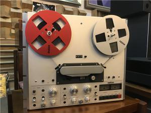 德国/REVOX瑞华士 PR99  两轨 开盘磁带机