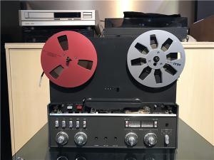 瑞士 Revox/瑞华士 A77 四轨 开盘磁带播放机