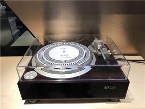 日本 DENON/天龙 DP-59M 黑胶唱机