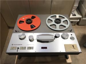 德国 FELEFUNKEN/德律风根 magnetophn 15A 磁带开盘机