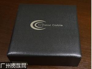 荷兰 Crystal Cable晶彩 Ultra 喇叭线2.5米