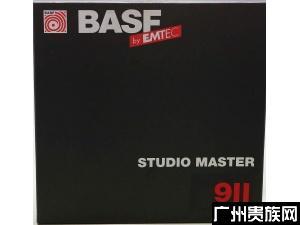 原装全新德国BASF EMTEC 911 十寸 911 四分之一金属母带开盘带