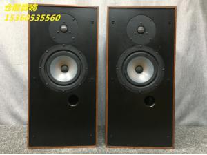 英国Rogers乐爵士studio 1a大书架音箱 8寸低音二手古董箱SL6高音