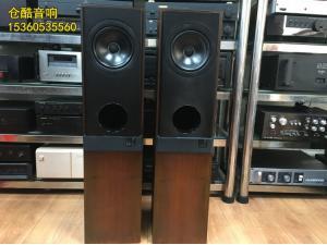 英国KEF 103/4经典发烧6.5同轴落地箱 内置双低音原装连号