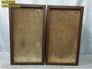美国原产JENSEN战神TF-3 四分频全钢磁大书架音箱古董钴磁音箱
