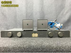 美国原产KRELL奇力/K佬 PAM-7 经典金标双独立电源发烧前级220V