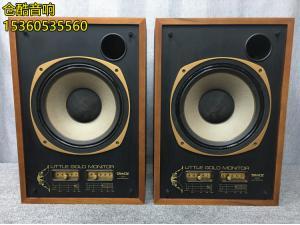英国原TANNOY产天朗 LGM 12B 书架箱12寸同轴布边音箱