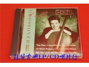 金弦天碟 《Crossover Cello 醇香大提琴》 Terry Perez 24K金盘