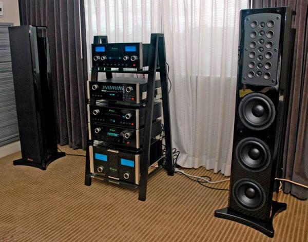 Mcintosh麦景图 Xr200 音箱系列 长华影音 发烧音响 广州贵族网 音响发烧站 音响贵族网