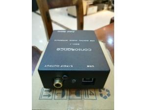 欧博BOX1.1/USB转同轴输出