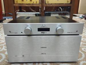 德国 audionet pre I G2+AMP I V2 前后级
