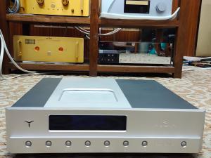 意大利 Audio Flight 歌匠 一号  ONE CD机